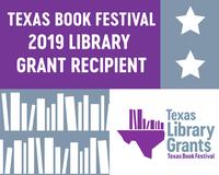 Texas Book Festival Grant