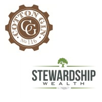 Thank you Stewardship Wealth and Cotton Gin No. 116.