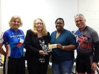 Thank you Northwest Cycling Club!!